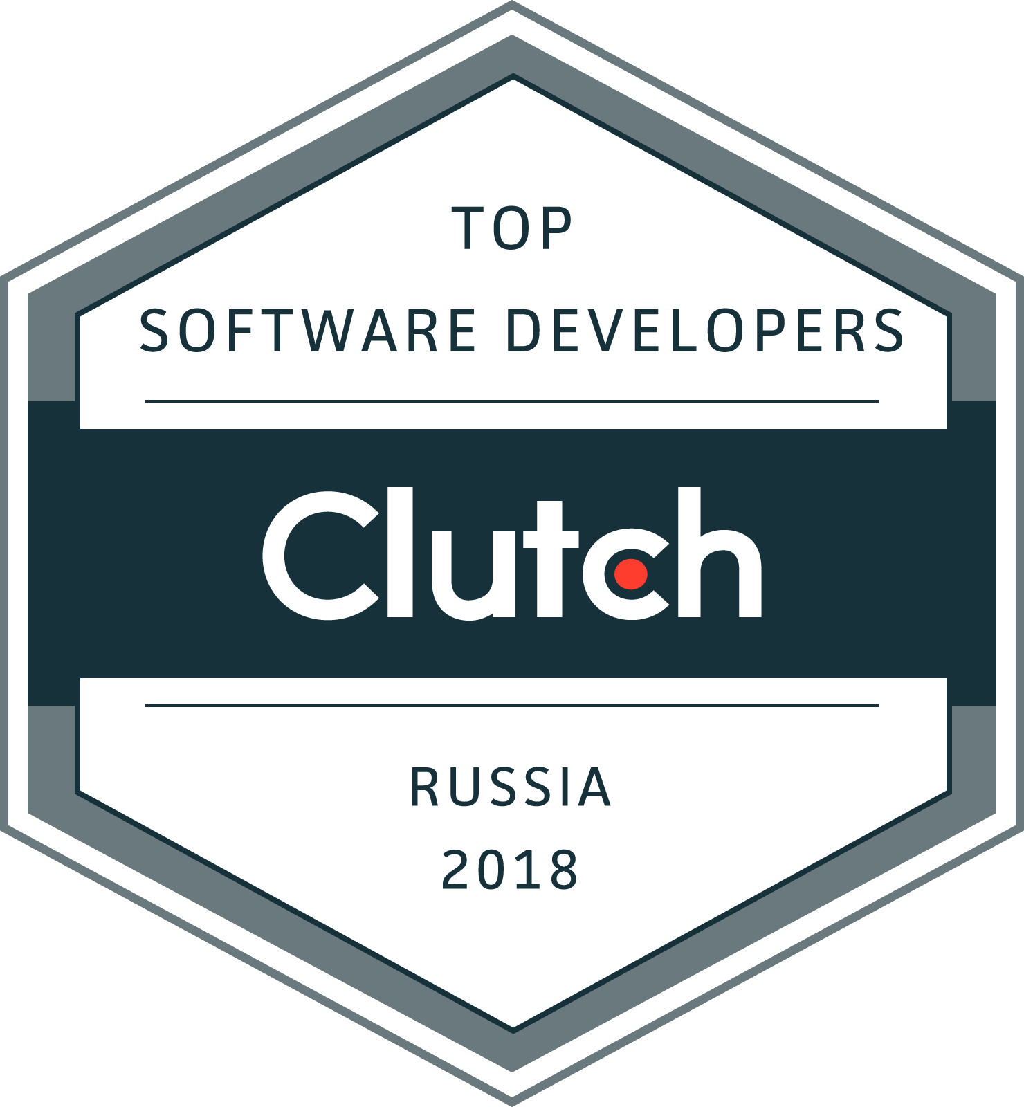 Software Developers Russia Clutch 2018