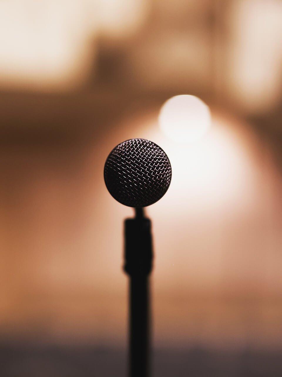 Speech to Text application