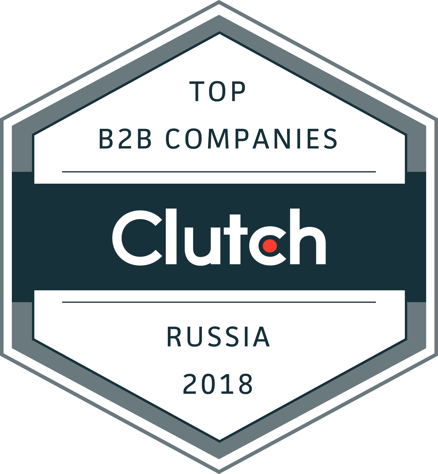 TOP B2B Companies Russia 2018