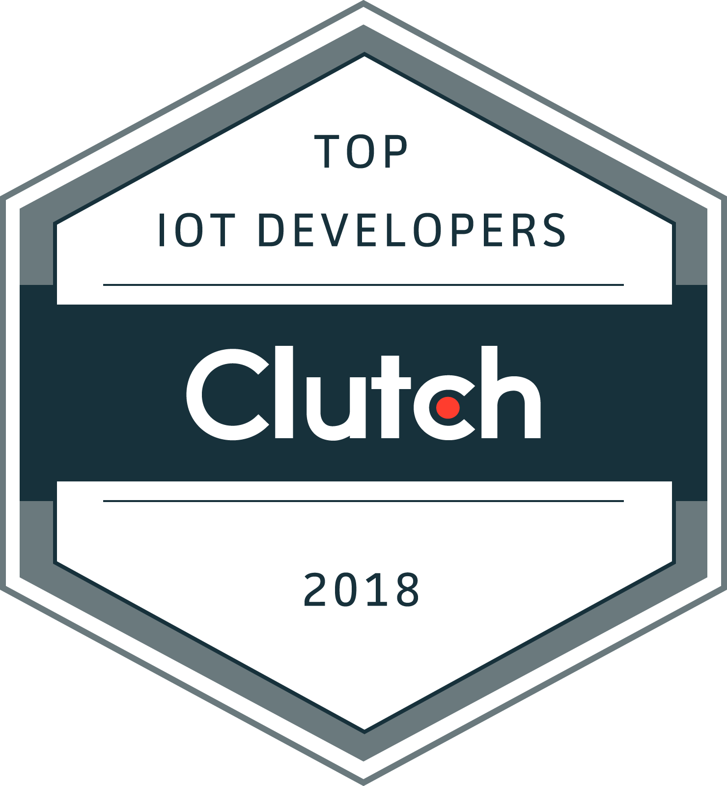 Top IoT Developers 2018