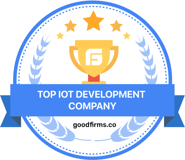 Top IoT Development goodfirms.co